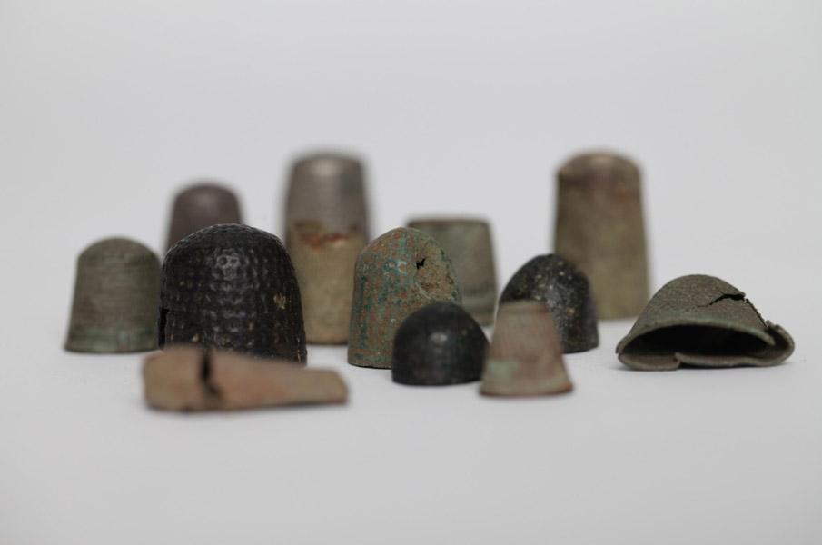 Thimbles c.1400-1900
