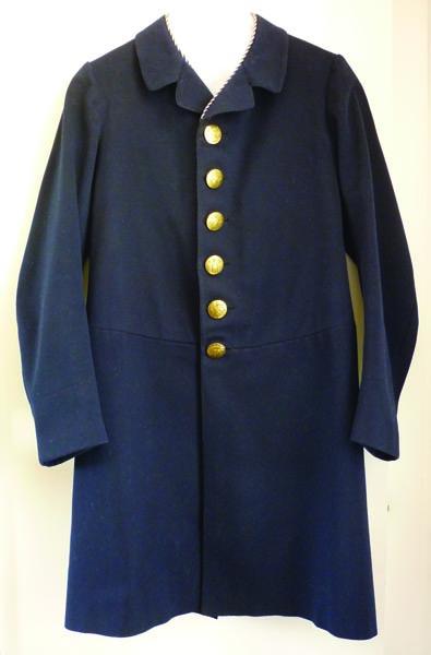 Livery coat c.1899