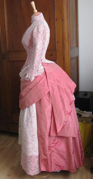 1884 dress