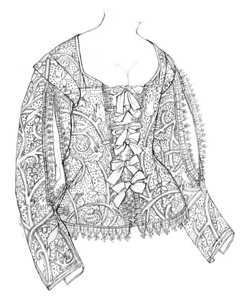 Waistcoat c.1630