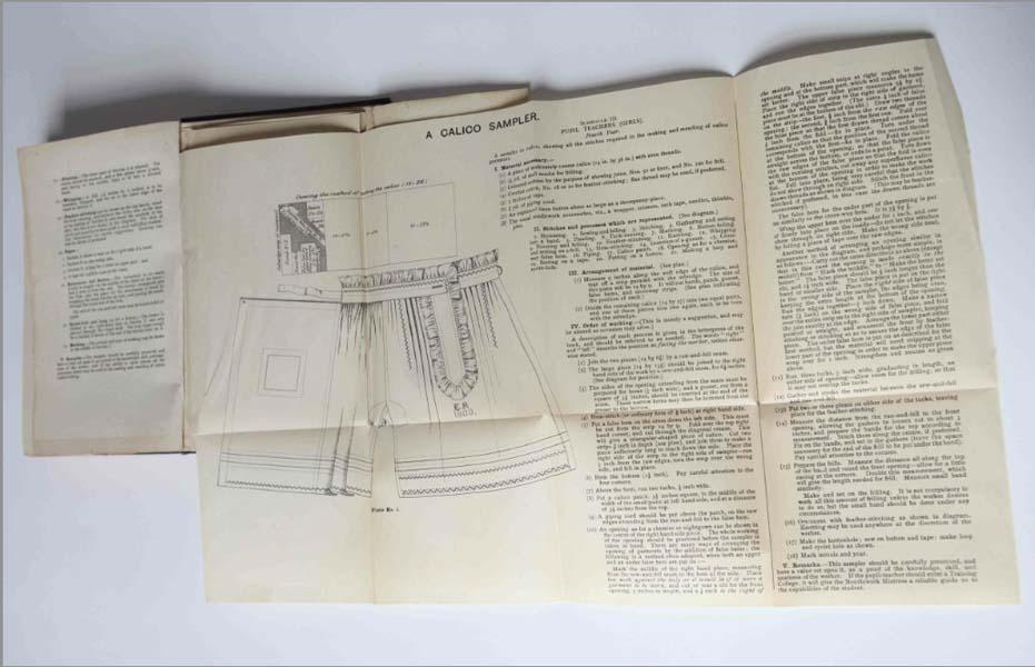 Sampler pattern 1899